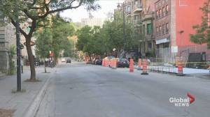 Bishop Street construction winding down