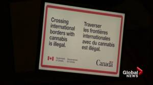 Prospective Canadian cannabis investor gets lifetime U.S. entry ban (01:47)