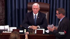 Senate confirms Brett Kavanaugh to Supreme Court by vote of 50-48