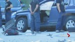 Police search for suspect in fatal Hope-Princeton accident