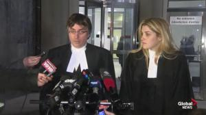 Husbands' defence lawyers say client felt bittersweet with verdict