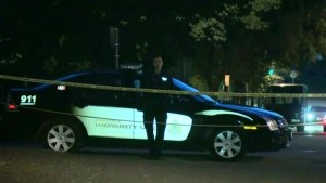 Vancouver's 17th homicide takes place in the West End tonight