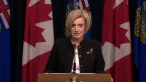 Notley suspends talks about buying electricity from B.C.