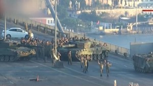 Attempted military coup in Turkey leaves 265 dead