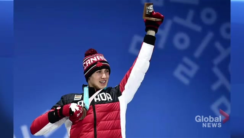 Canada's Sharpe wins ski pipe; U.S. gets bronze