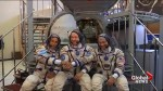 Newest ISS crew trains in Star City ahead of September launch