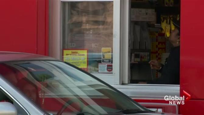 Fredericton latest Canadian city to grapple with drive-thru woes