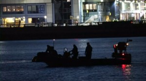 WWII bomb found in London, U.K. removed along River Thames