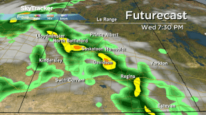 Saskatchewan weather outlook: more rain on the way