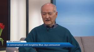 A conversation with longtime Blue Jays announcer (04:32)