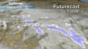 Saskatoon weather outlook: arctic blast after more snow