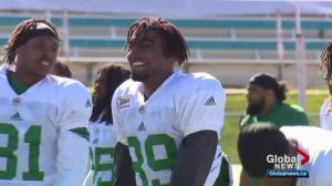 Duron Carter looks to be an impact player for Saskatchewan Roughriders