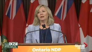 NDP react to Ford government's  plan to eliminate healthcare jobs