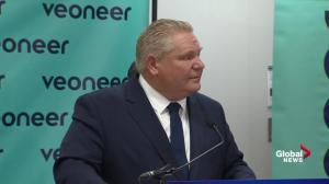 Doug Ford tells Ontario teachers to 'get with the times'