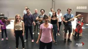 Strike! The Musical hits the stage