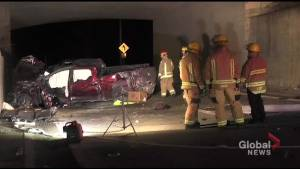 Man dies of injuries in crash on Highway 115 in Peterborough