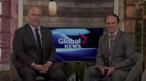 FB live recap: Premier John Horgan on LNG announcement in B.C.