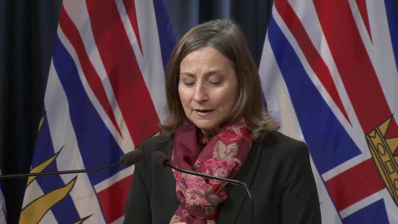 BC overdose deaths rise 43% in 2017 compared to previous year