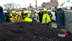 Pothole blitz being conducted by city crews this weekend