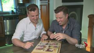 Toronto couple turns to social media in hopes of adopting baby.