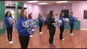 CHEX Daily tries out for the Peterborough Lakers Dance Team (01:10)