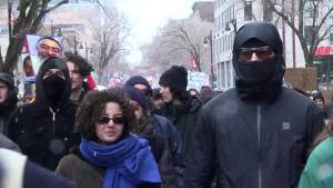 Montrealers march against racism and hate
