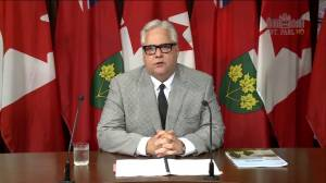 Ontario ombudsman decries disruption to school buses last year