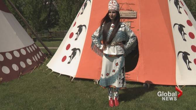 Custom Made Parade Outfits Hold Symbolic Meaning For