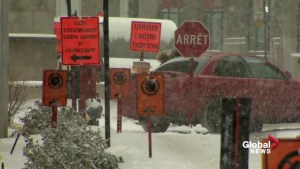 Griffintown residents furious over inaccessible garages
