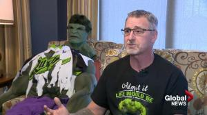 Rush Hulk on being banned from Calgary Roughnecks game