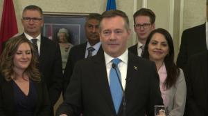 Will Alberta Premier Kenney eliminate emissions cap?