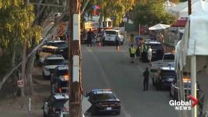 Large police presence as shooting reported at California food festival