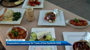 Get your Greek on at Taste of the Danforth
