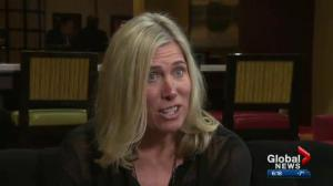 Olympic rower Silken Laumann speaks about autism