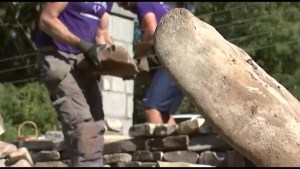 The historic village of Barriefield in Kingston hosts this year's Dry Stone Fest
