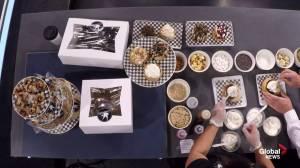 Global Edmonton Kitchen: Cinnaholic on decorating vegan treats (2/3)