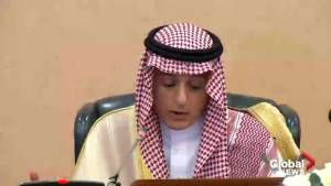 Saudi foreign minister rules out extraditing suspects in Jamal Khashoggi case