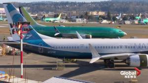 Boeing races to reassure as first airline asks to cancel MAX 8 order