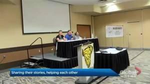 Manitoba burn survivors share struggles, hope at annual conference
