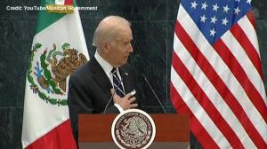 Joe Biden apologizes to Mexico for all the mean things Donald Trump has said about them