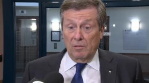 'Have to take a degree of responsibility': John Tory on St. Mike's resignations