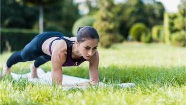 Can you hold a plank for a minute? You may be doing it wrong