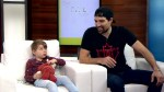 Mic'd up 4-year-old hockey kid on viral fame