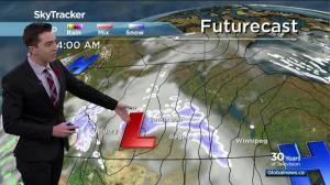 Saskatoon weather outlook: -30 wind chills return