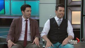 """""""Property Brothers"""" share their home reno secrets"""