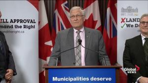 Ontario PC MPP to propose bill allowing municipalities to approve landfills