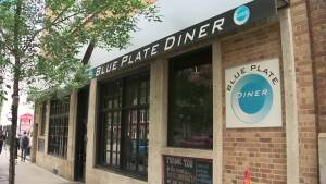 Burger joint to take up former Blue Plate Diner space in downtown Edmonton