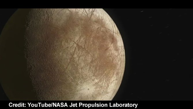 Why are people excited about a mission to Jupiter's moon? One word: Life