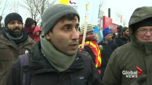 Some York University staff go on strike