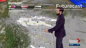 Edmonton Weather Forecast: March 16